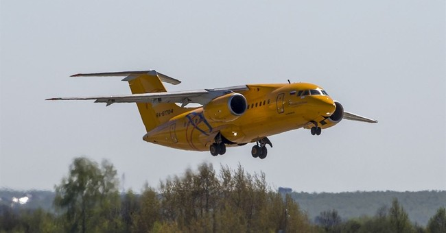 Bombings and crashes among Russia's past air disasters