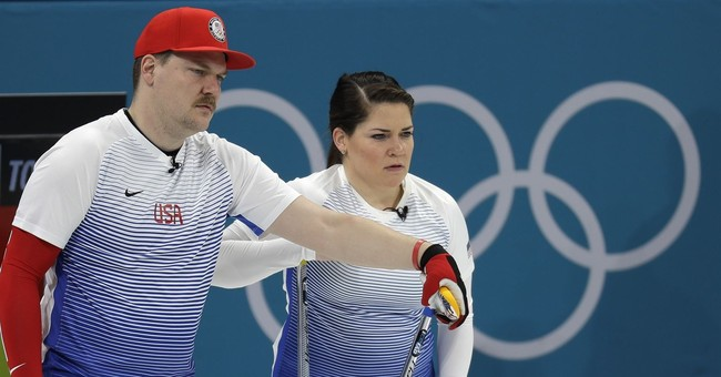 Banter, bickering: Mic'd-up Olympic curlers 'on the nose'