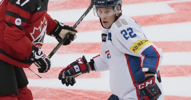 North Americans make Korea men's Olympic hockey team unified