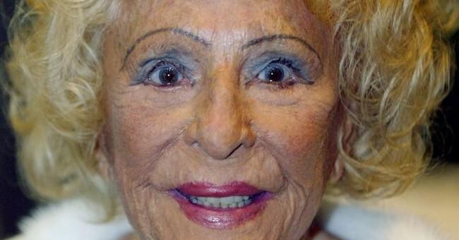 Heir donates estate of Hitler's filmmaker, Leni Riefenstahl