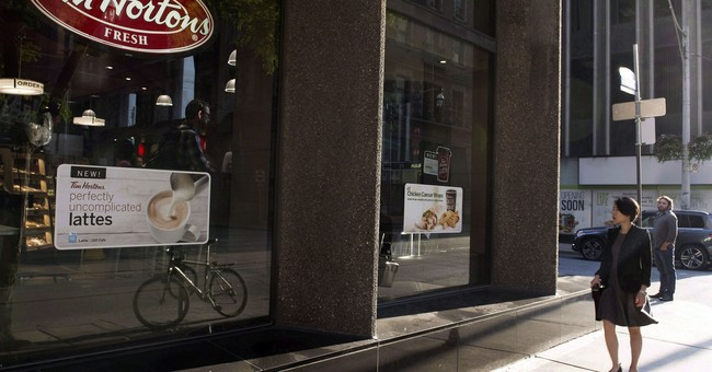 Restaurant Brands shares rise on Burger King sales growth