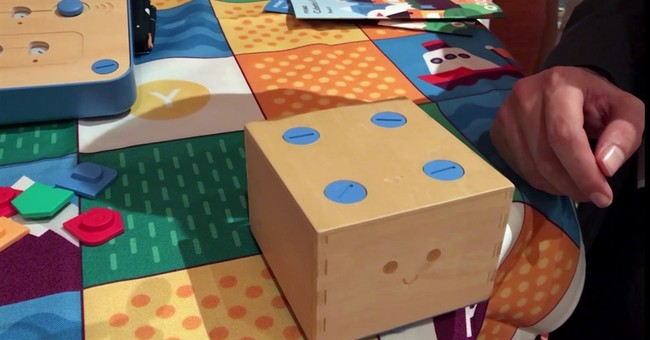 4 robots that aim to teach your kids to code
