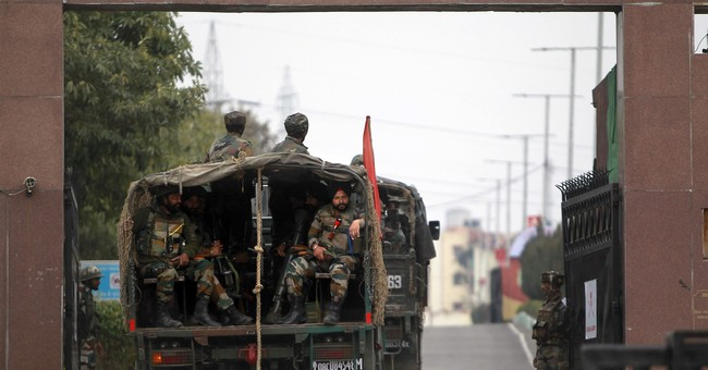 The Latest: India's defense minister warns Pakistan