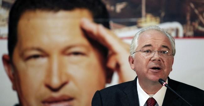 Official: US believes ex-Venezuela oil czar took bribes