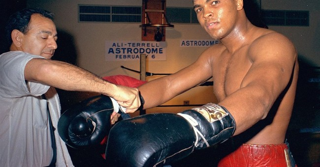 Ali at the center of any talk of activism by black athletes