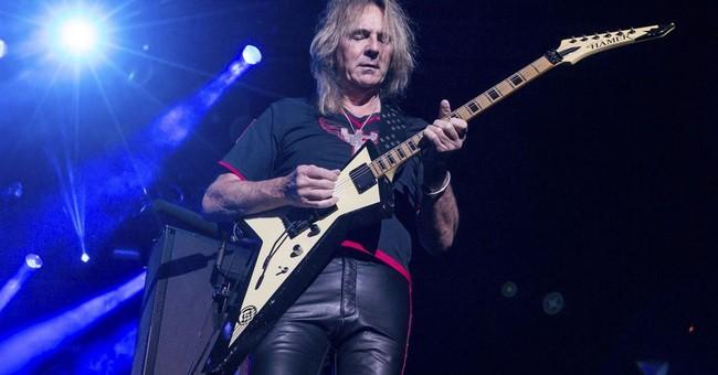Judas Priest guitarist Tipton won't tour due to Parkinson's