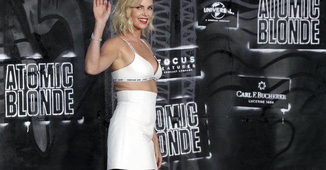 Green flag,  'Atomic Blonde': Charlize Theron to start 500