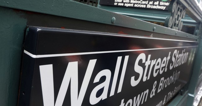 Markets Right Now: Stocks surge; Dow industrials gain 400