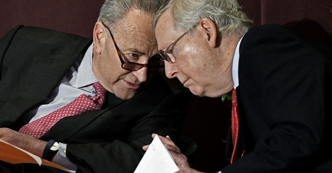 Bar brawl? McConnell, Schumer at odds over the best bourbon