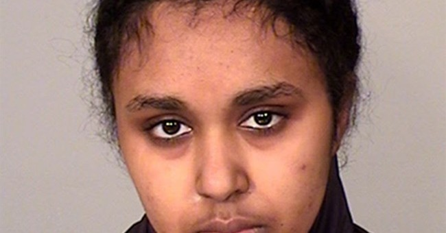 Minnesota woman ordered detained on terror, arson charges