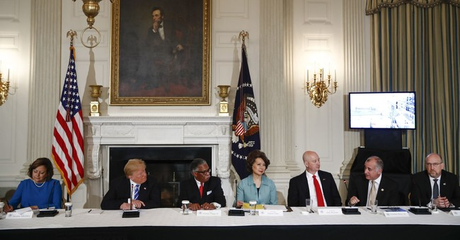 Trump cites potential value of selling DC-area airports