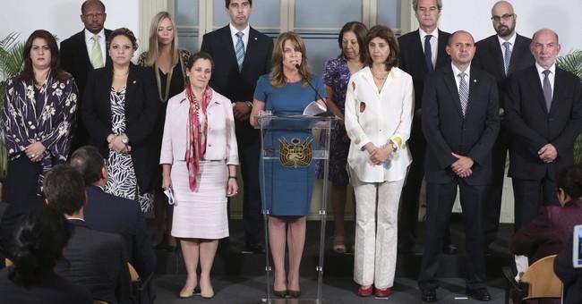 Summit host yanks Venezuela's invitation over early election