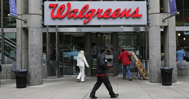 Amerisource shares jump on Walgreens buyout report