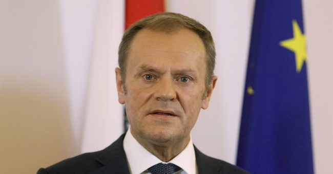 The Latest: Tusk says migration is a long-term issue