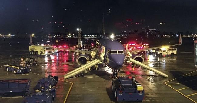 Passengers describe fear during California plane evacuation
