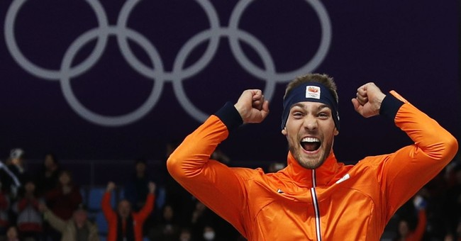 Kim dominates for 1st Olympic gold, Hirscher breaks through