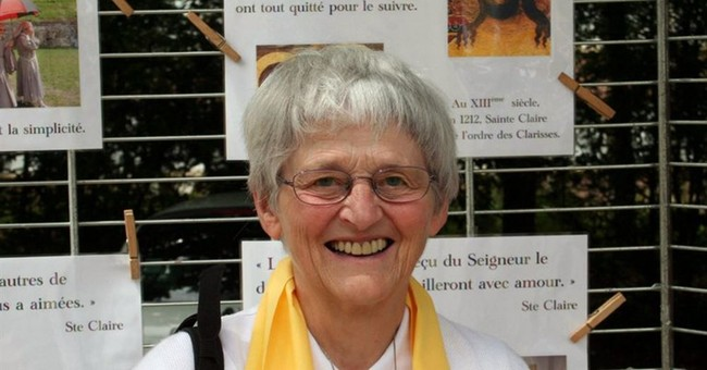 French nun whose cure deemed a miracle: 'I'm not a star'