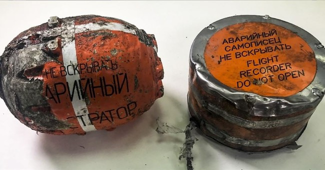 Russia: Human error, faulty sensor behind deadly plane crash
