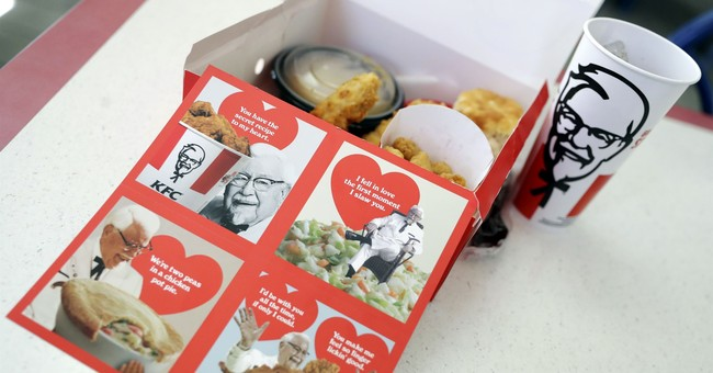 Fries, not flowers: Fast-food chains try to lure valentines