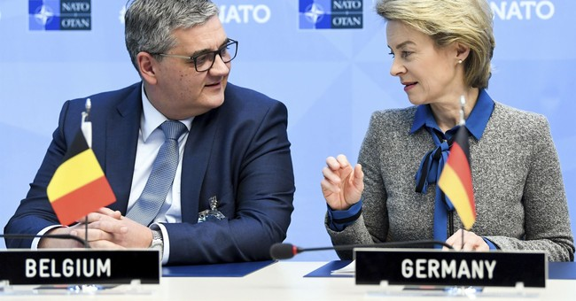 NATO chief urges defense budget hike amid command expansion