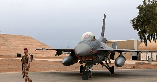 Coalition ramps down air support in Iraq, shifts to training
