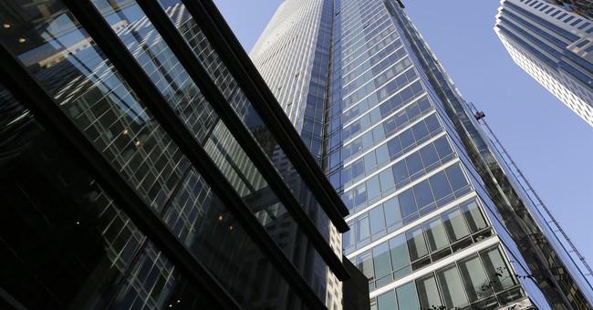 San Francisco tilting high-rise cited for fire safety danger