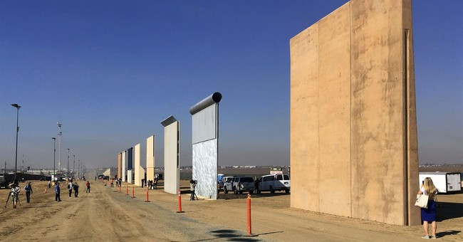Trump seeks $18 billion to extend border wall over 10 years