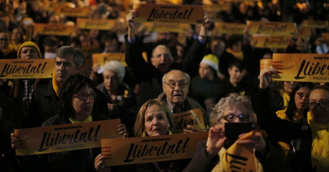 Spanish court keeps ex-Catalan vice president in jail