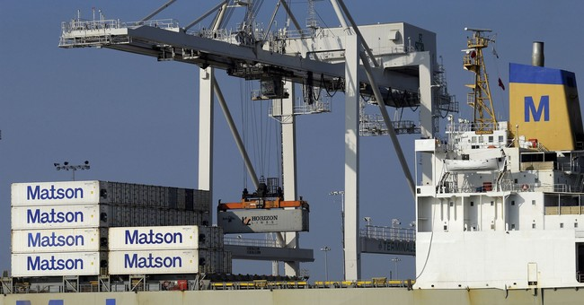 US trade deficit hits $50.5 billion, biggest since 2012