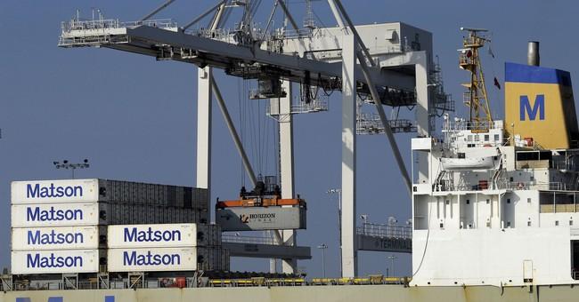 US trade deficit hits $50.5 billion, biggest since 2012