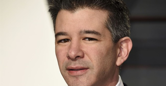 AP Source: Former Uber CEO Kalanick selling part of stake