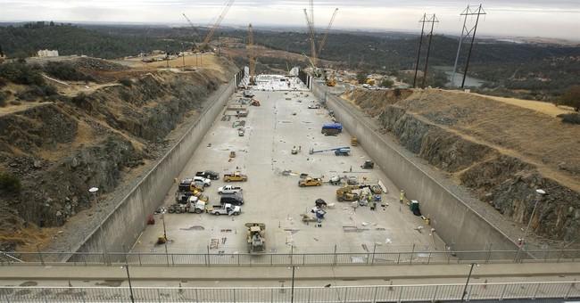 Safety probe warns California's dam crisis a 'wake-up call'