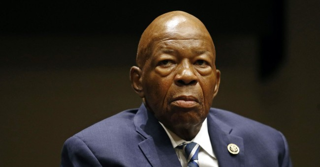 Rep. Elijah Cummings hospitalized for knee infection