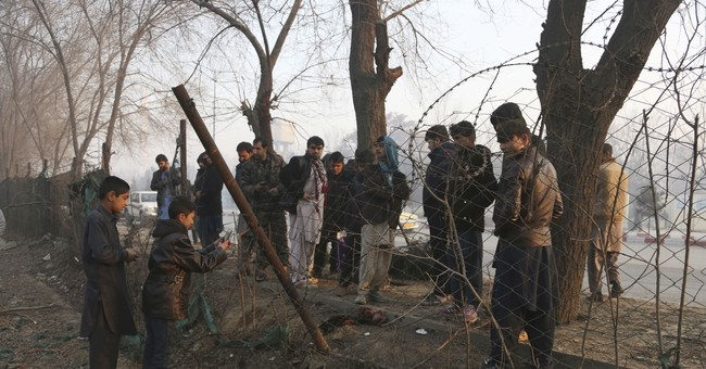 Afghan police: Kabul suicide attack death toll soars to 20