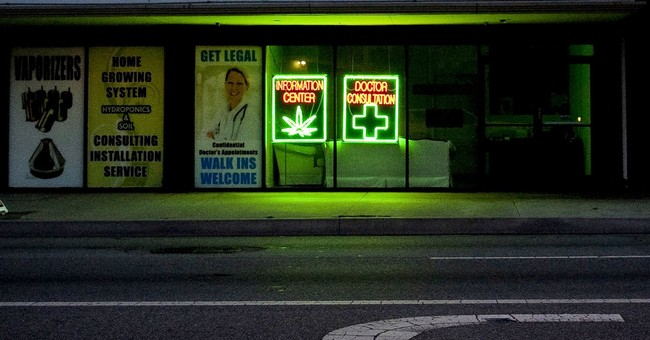 California pulls ad critics said promoted pot use