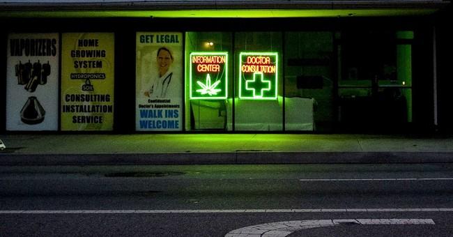 California pulls ad critics said promoted pot use