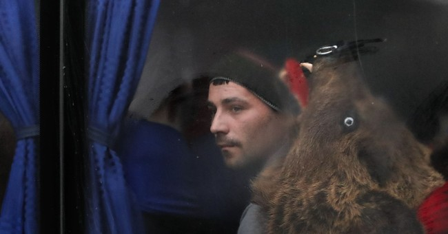 AP PHOTOS: Bear dance ritual connects Romania with the past