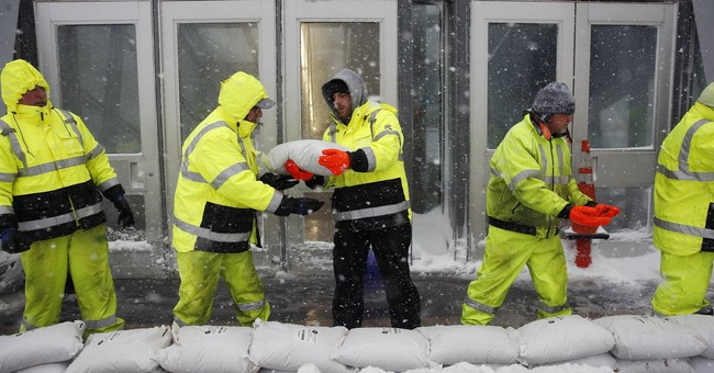 The Latest: Meal deliverer discovers man who froze to death