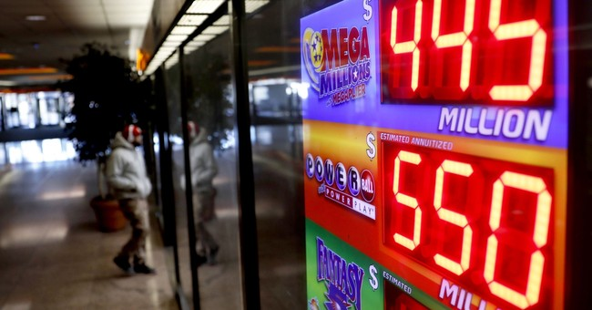 Despite law changes lottery winners will face big tax bills