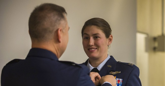 Air Force members honored for 2016 Afghanistan resupply drop