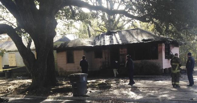 3 children, 1 woman die in Louisiana house fire; 2 injured