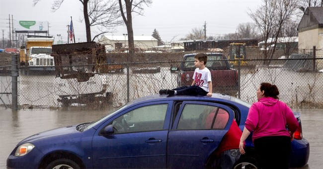 Flooding continues into weekend in several Midwest states