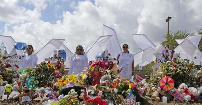 Students return to Florida school where 17 were killed