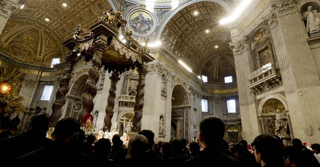 Pope on Epiphany: Don't make money, career your whole life