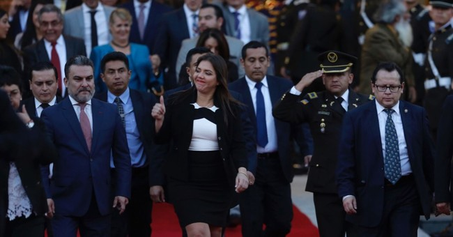 Ecuador selects new VP after Odebrecht scandal conviction