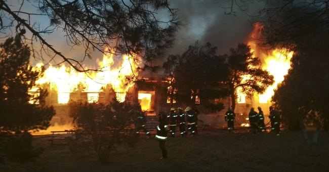 Azerbaijan: 25 die in morning fire at drug rehab center