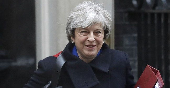 UK's May plans Cabinet changes as Brexit enters new phase