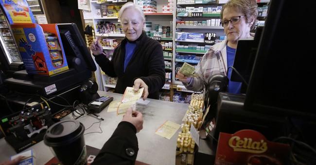 New Hampshire winner of $559M Powerball jackpot a mystery