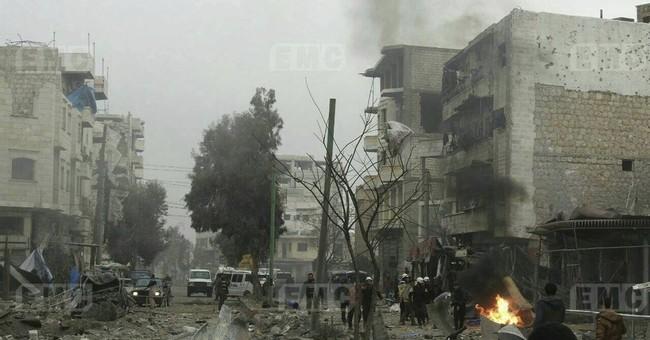 Syrian troops reach outskirts of key rebel-held air base