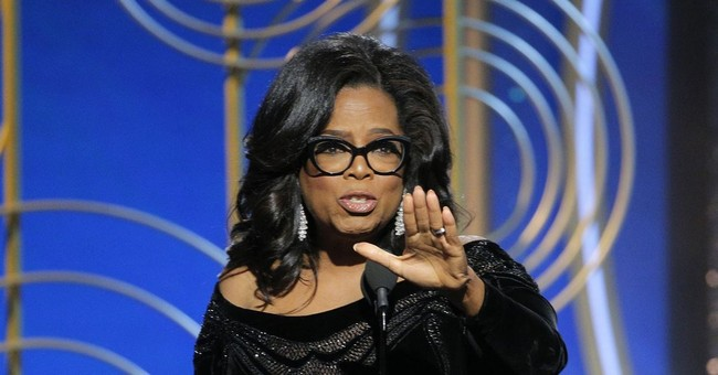 Text of Oprah Winfrey's DeMille Award acceptance speech